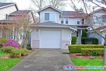 Main picture of Townhouse for rent in Renton, WA